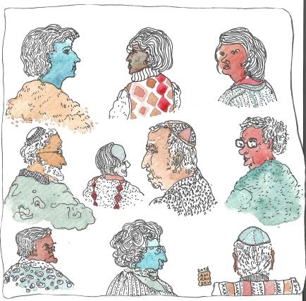 2017 Aniramsky Les spectateurs