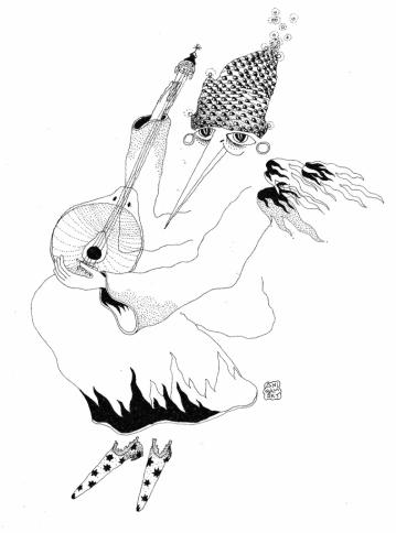 2017 Aniramsky Oiseau joueur d'Oud (758x1024)