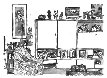 The African Living Room