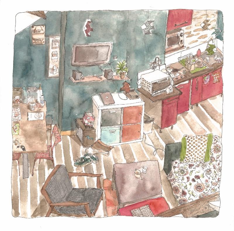 2017 Aniramsky Chez Clotilde, Nantes2 (800x791)