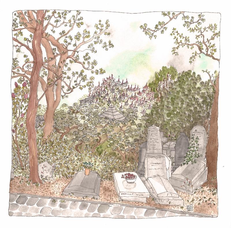 2017 Aniramsky Chez les Villa et autres morts, Paris 2 (800x792)