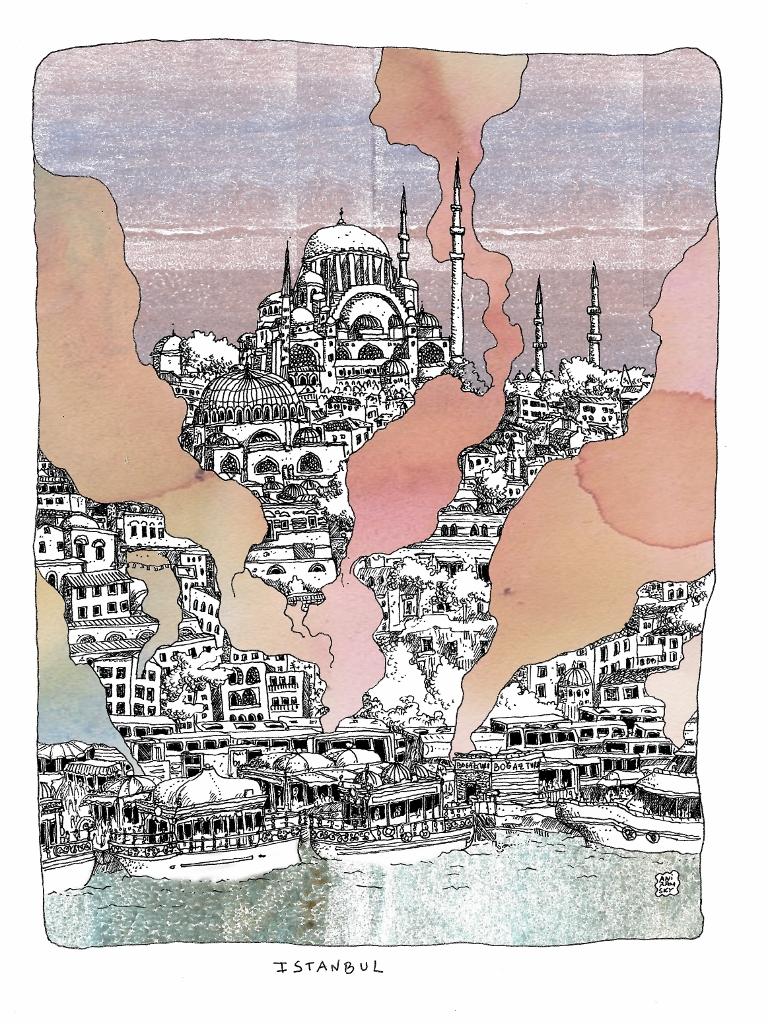 2018 Aniramsky 09 Istanbul (768x1024)